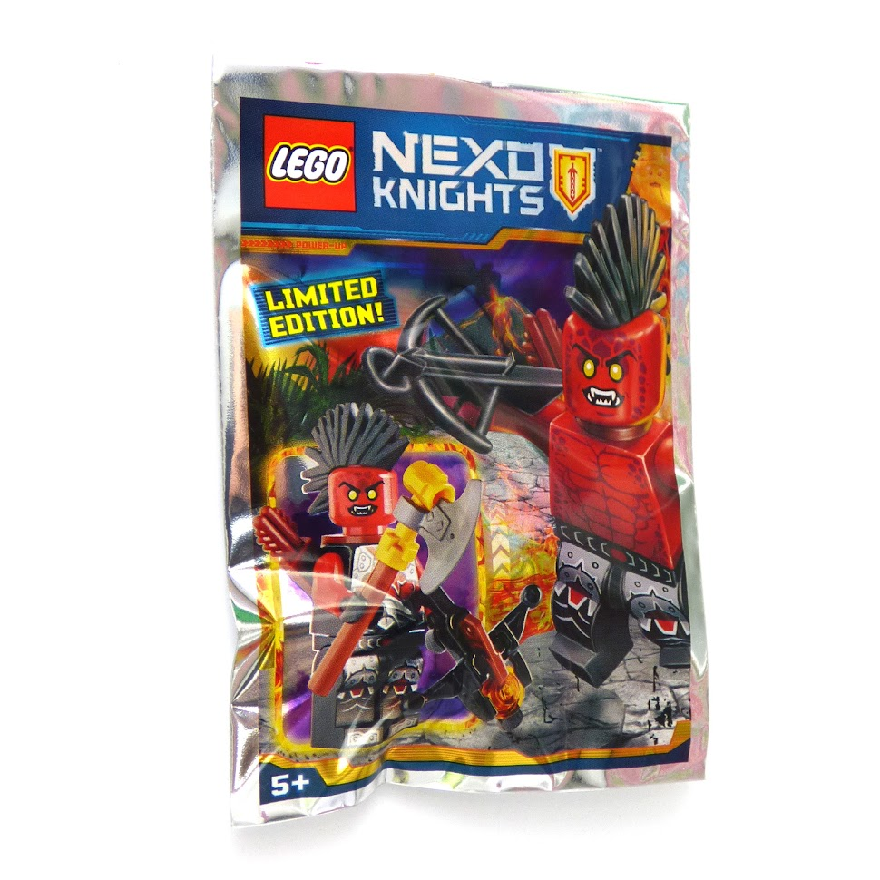 LEGO 271605 - Wojownik Lavy