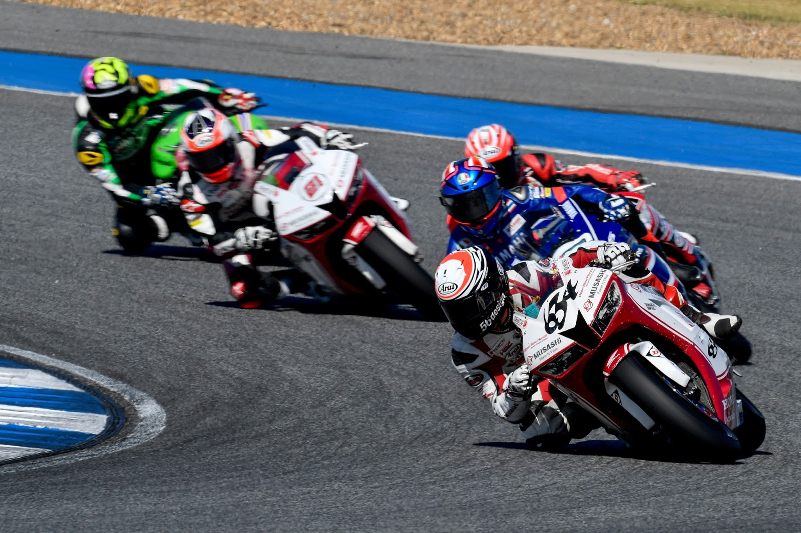 Super Sport 600cc Race2 Album