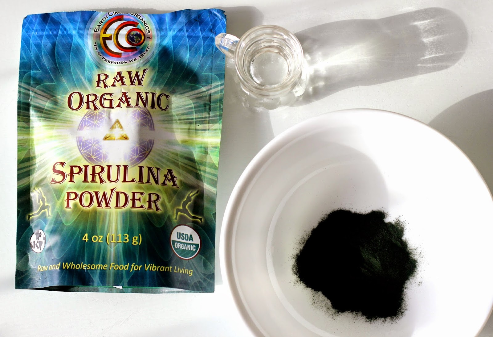Easy DIY Spirulina Face Mask for Problem Skin
