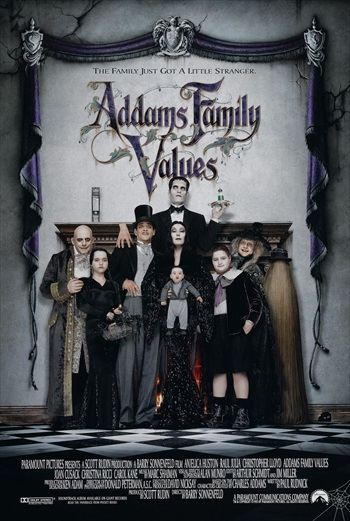 Addams Family Values 1993 Dual Audio Hindi Movie Download