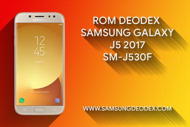 ROM DEODEX SAMSUNG J530F