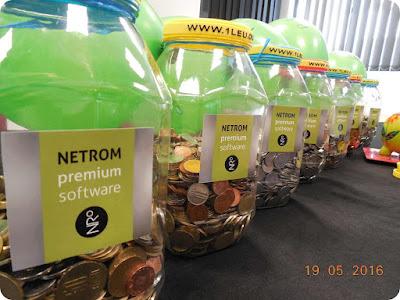 strangere monede la Netrom