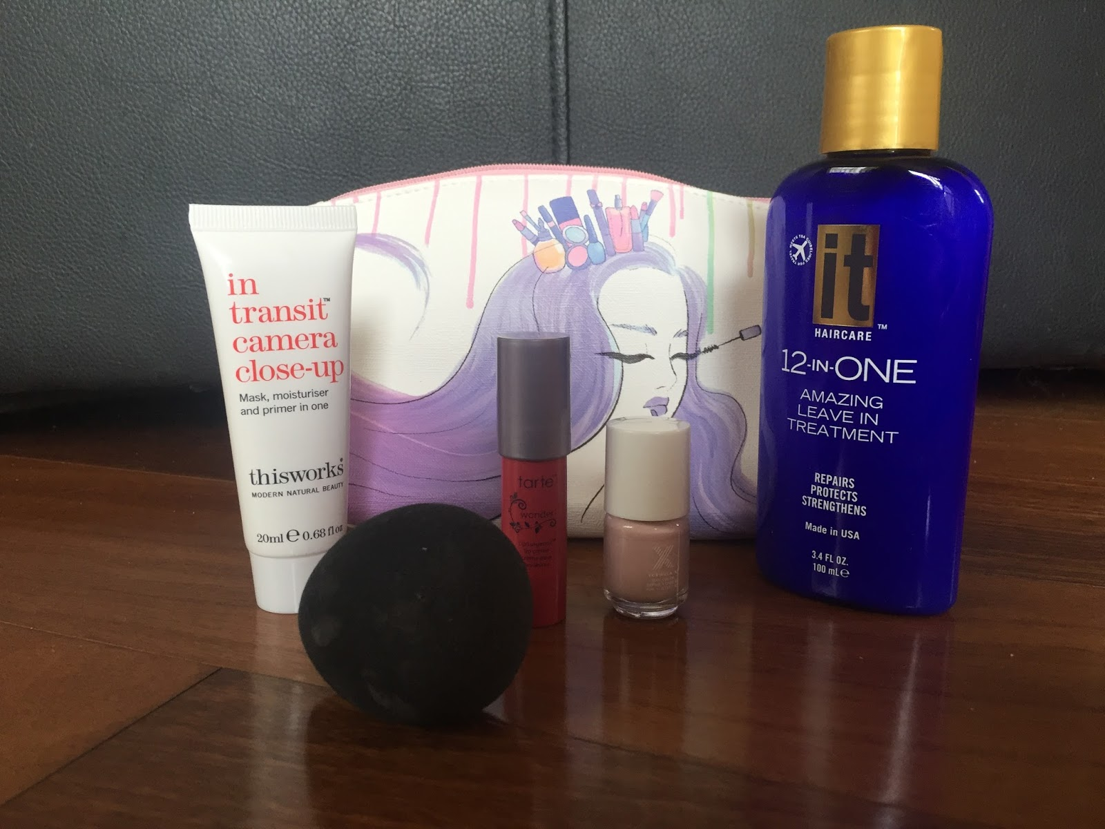 a ferocious thing ipsy glam bag review august 2016