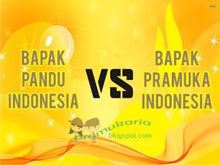 Bapak Pramuka Indonesia vs Bapak Pandu Indonesia