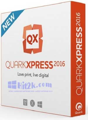 QuarkXPress 2016 Crack + Keygen Free Download Here!
