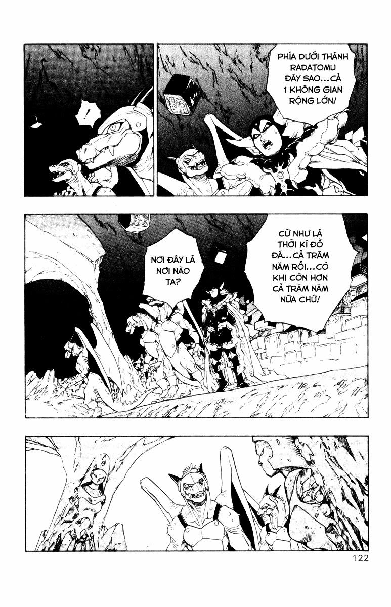 Dragon Quest: Emblem of Roto chap 36 trang 27