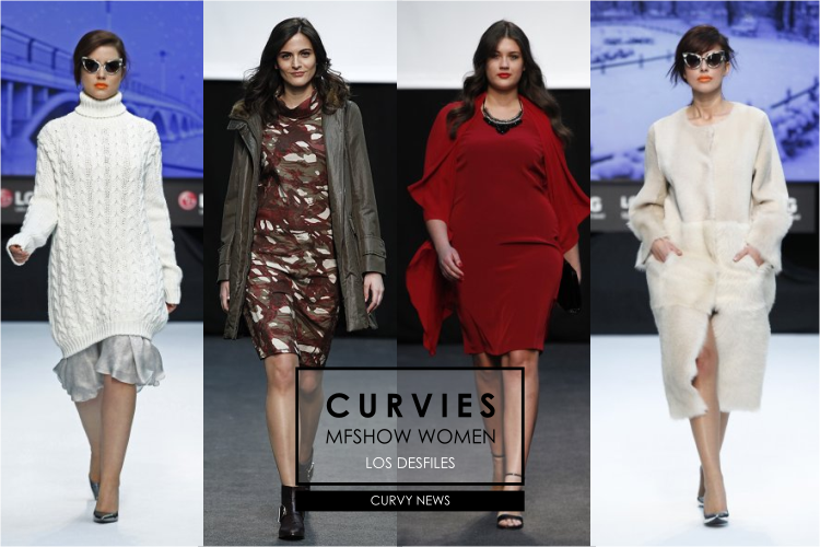 CURVIES en MFSHOW WOMEN