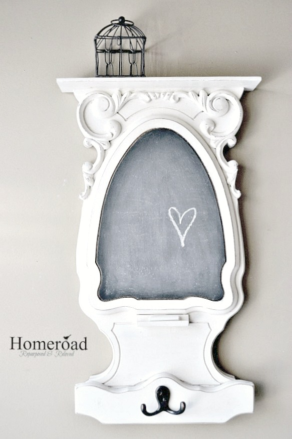 Creating an Architectural Chalkboard