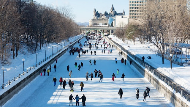Qual a época mais barata para viajar para Ottawa