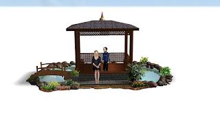 Desain Taman Surabaya - tukngtamansurabaya 20