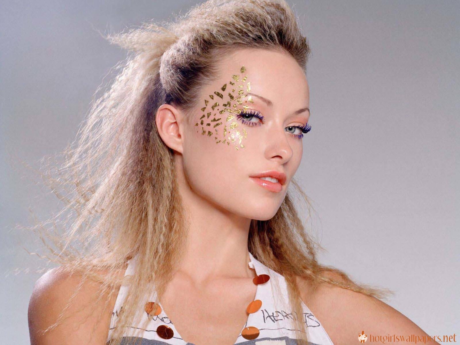 Sexy Makeup Girl