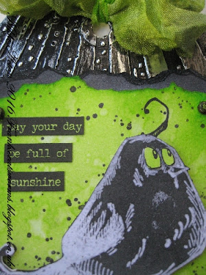 Tim Holtz 12 Tags - Jan 2016 - Addicted to Art