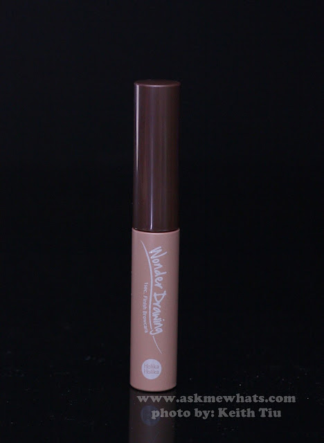 a photo of Holika Holika Wonder Drawing 1sec. Finish Browcara