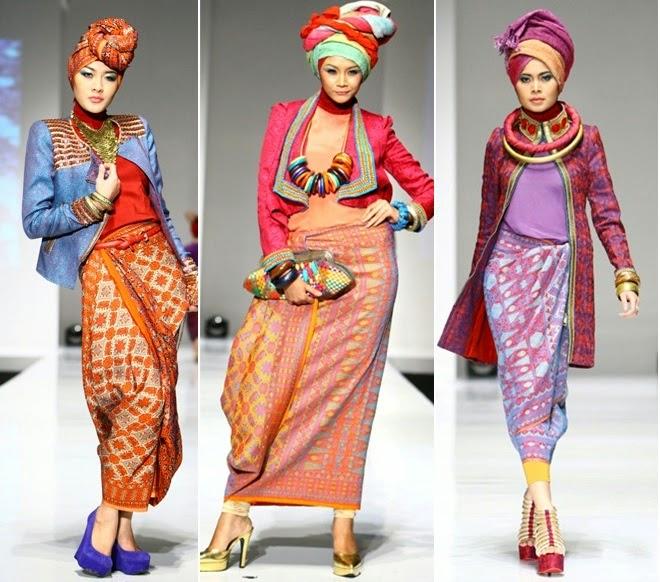Baju Batik Dian Sastro: Kumpulan Foto Model Baju Kebaya Dian Pelangi