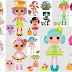 Free Lalaloopsy with Pets Clip Art.