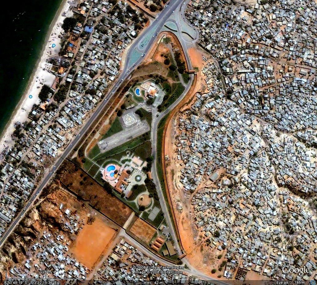 Resultado de imagem para Veja a mansão que a Odebrecht construiu para o ditador de Angola com seu dinheiro