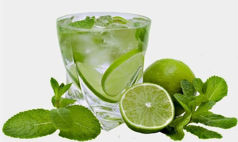فوائد الليمون, الليمون, الليمون الاخضر, النعناع, القلب, منشط للقلب, صحة, الطب البديل,