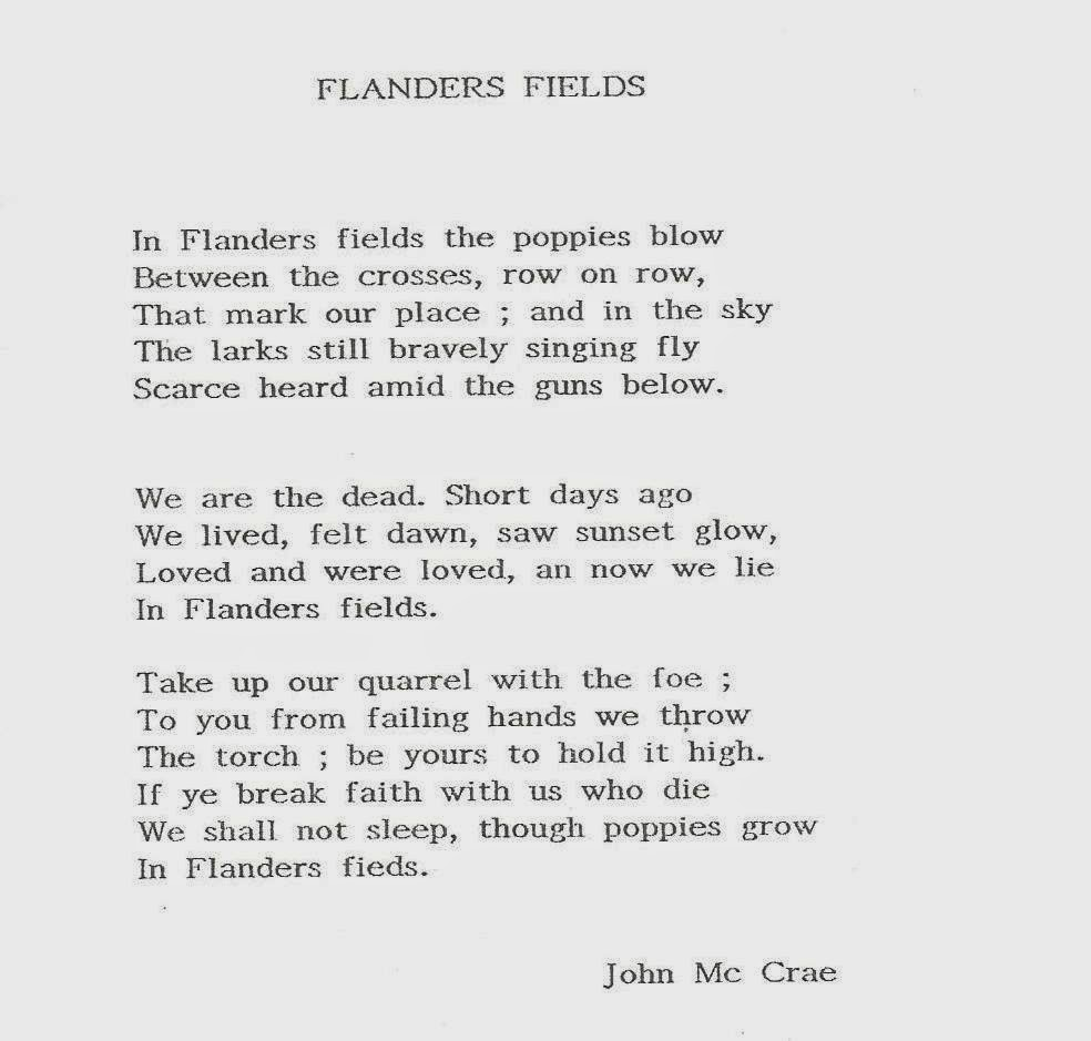 Frédéric Janssoone Flanders Fields