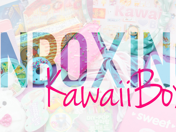 UNBOXING: KawaiiBox, September 2014