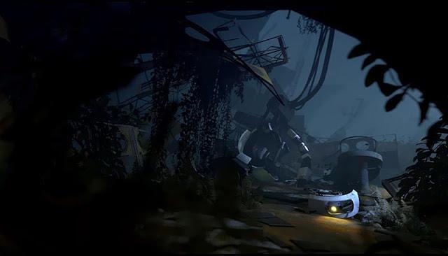 Portal 2 - Menu Wallpaper Engine