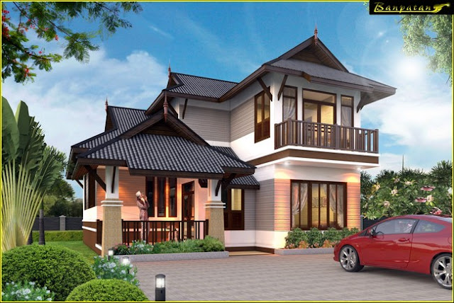 Here is some Asian house design that Filipinos can replicate or recreate in the country. Some designs are for the small family while there are house plans that are good enough for a medium-sized family. Hoping one of this will inspire you to work hard to build your own dream house.