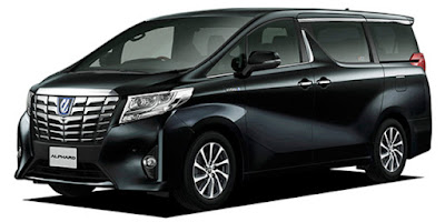 Sabila Transport Rental Alphard Jogja