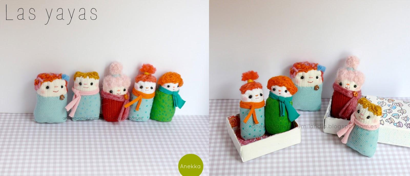 muñecas de trapo hechas a mano regalos