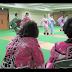 Tsubame Sakura Matsuri Oiran Dochu: The Soto-Hachimonji (外八文字) - How to Walk like an Oiran