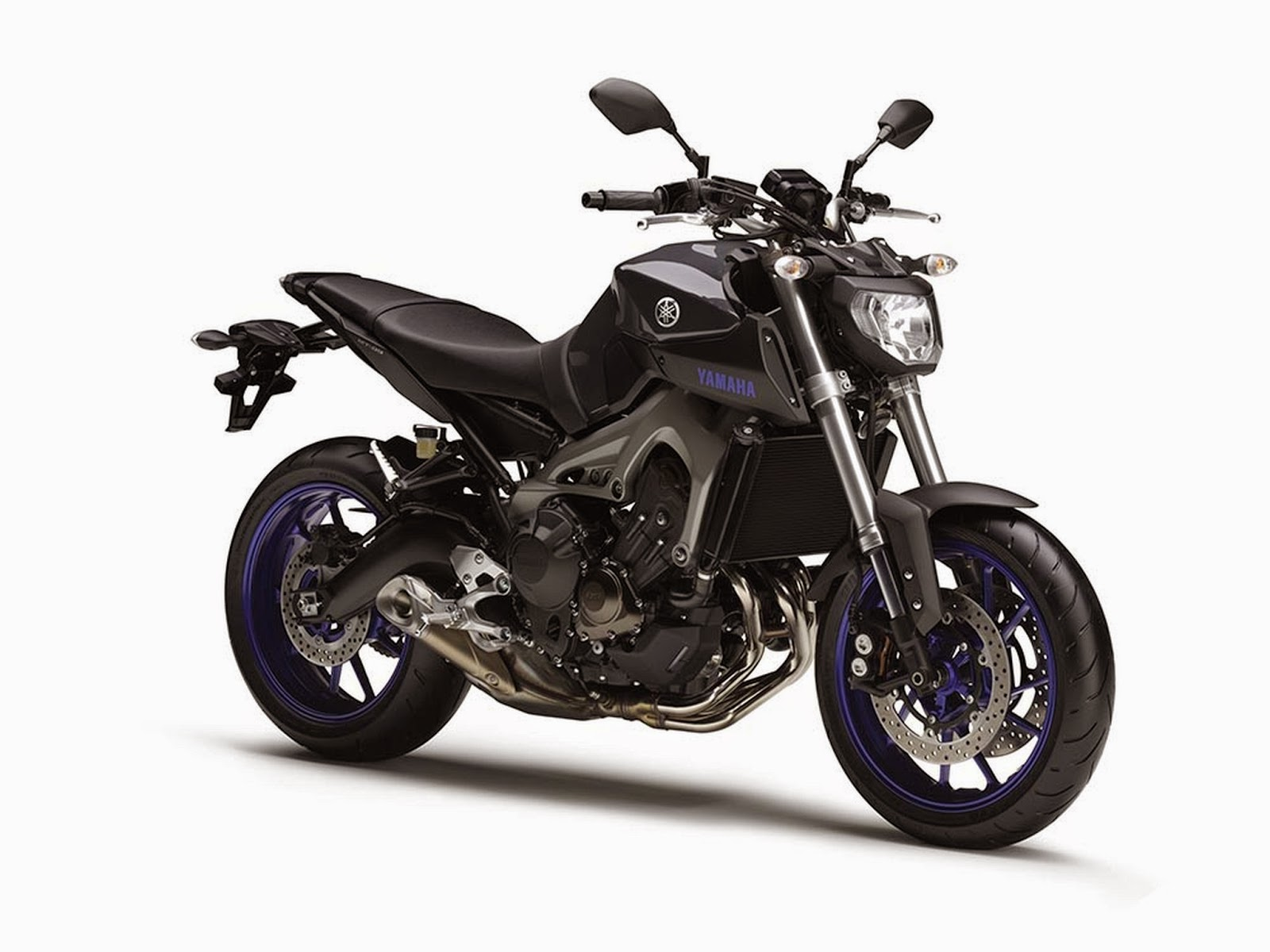 Moge Yamaha MT-09, the Super Tenere and R6 Withdrawn