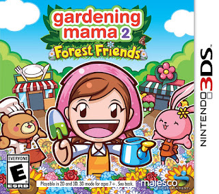 Free Download Gardening Mama 2 Forest Friends 3DS CIA Gdrive