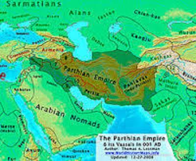Kekaisaran Parthia (Parthia Empire) - berbagaireviews.com
