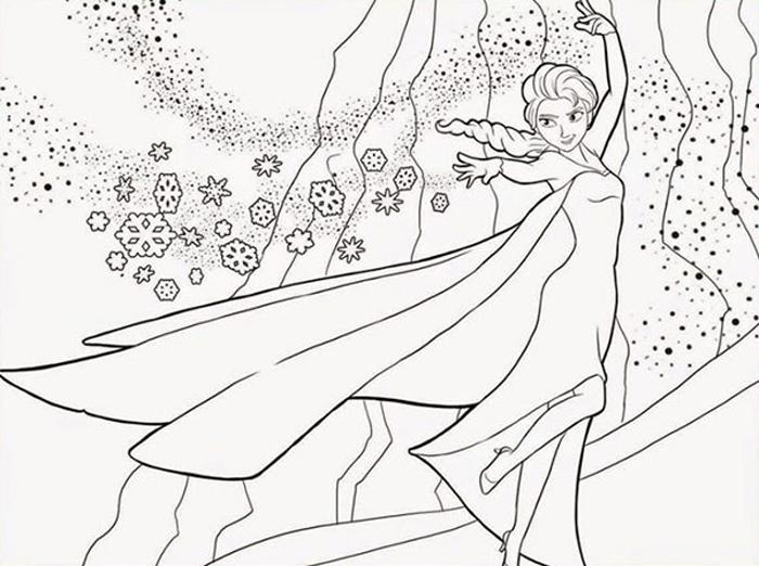 Hình Elsa và Anna