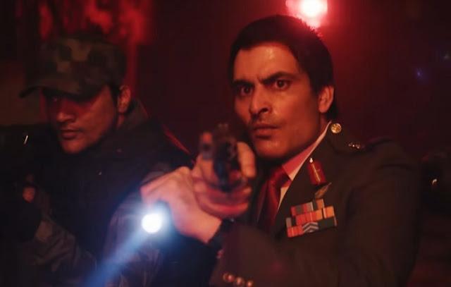 Manav Kaul in Ghoul, Netflix Original