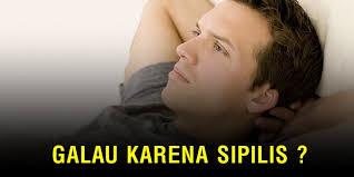Obat gejala luka lecet sipilis pada kemaluan pria
