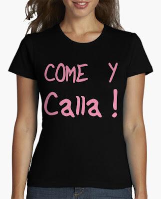 Camiseta Chica