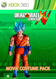 Dragon Ball: Xenoverse Movie Costume Pack (DLC) (X-BOX 360) 2015
