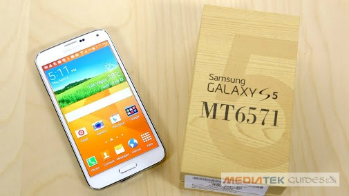 Samsung Galaxy S5 [SM-G900H] - Stock ROM