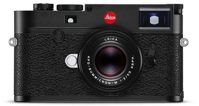 Leica M10 Digital Rangefinder Camera Vs Leica M (Typ 240)