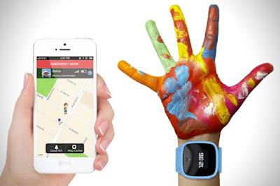 Alerte aux « big mothers » GPS pour enfants