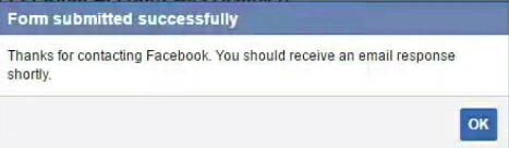 easy way on how to get back disable facebook account