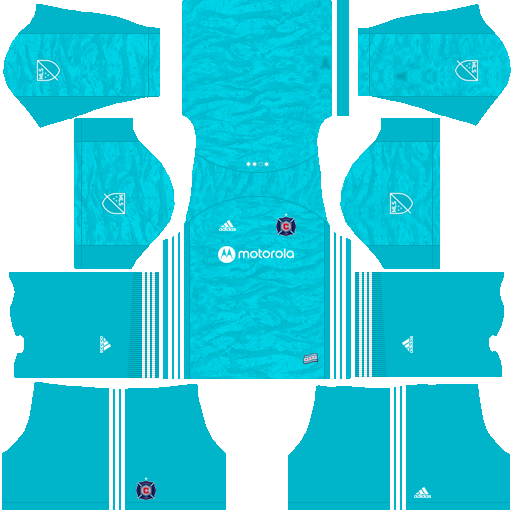 Kits Uniformes Chicago Fire Mls 2019 Fts 15 Dls Soccer Android