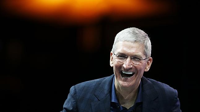 Tim Cook: Apple música tem 15 milhões de usuários