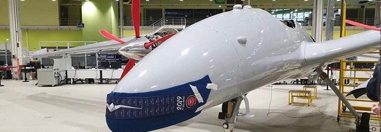 ДП Івченко-Прогрес поставило до Туреччини вже 12 двигунів АІ-450 для турецьких ударних дронів Akinci