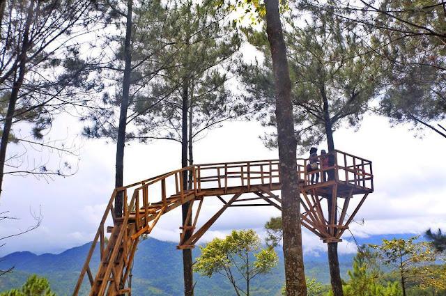 Rumah Pohon Pabangbon, Spot Alternatif Untuk Melihat Keindahan Bogor dari Ketinggian