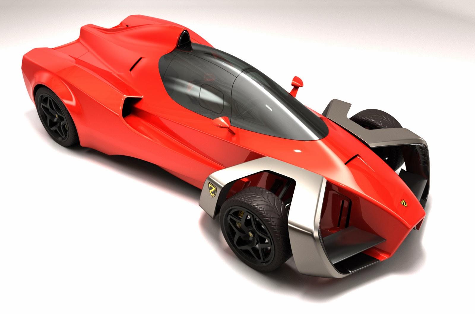 Ferrari Zoubin Concept ~ GreenStylo