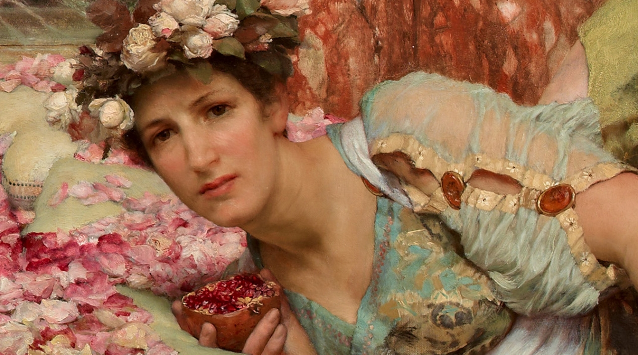 Precisely does Sir lawrence alma tadema not