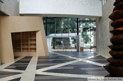 Perpustakaan Universitas Indonesia (UI)