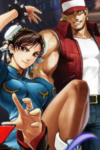 King Of Fighters's Short Doujinshi