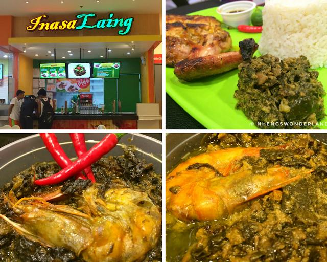 inasalaing - SM City Masinag