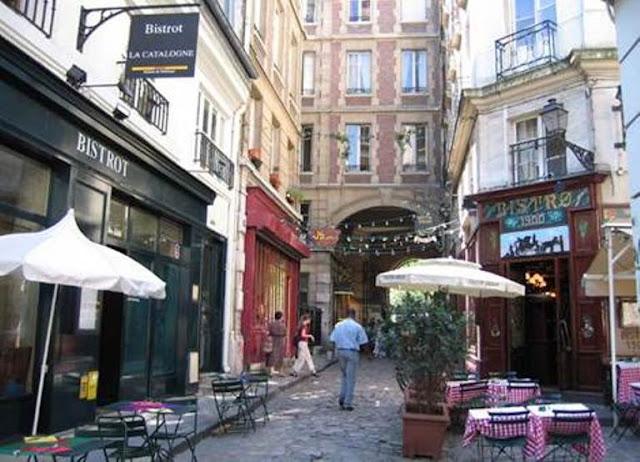 Gradovi u književnosti – PARIZ